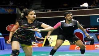 Sudirman Cup: China Overwhelms India 5-0