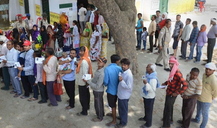 Uttar Pradesh: Over 54 Per Cent Polling Recorded Till 6 PM in 14 LS Seats