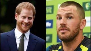 Prince Harry Sledges Aussie Aaron Finch, Taunts Sri Lanka's Dimuth Karunaratne at World Cup Garden Party