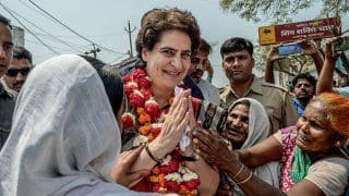 Priyanka Gandhi Vadra Magic Failed to Work in Uttar Pradesh