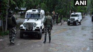 जम्मू एवं कश्मीर में मुठभेड़ में 2 आतंकवादी ढेर
