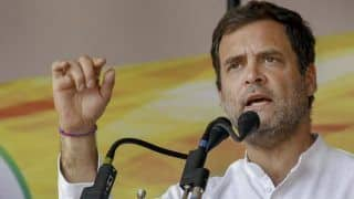 It is The People Who Run The Nation Not One Person as Modi Thinks: Rahul