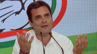 MLA ने कहा- बटन कोई भी दबे, कमल में जाएगा वोट, राहुल बोले- यही हैं बीजेपी के सबसे ईमानदार शख्स