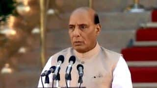 Rajnath Singh: Man of All Seasons Carries Vajpayee's Legacy of Ajatshatru