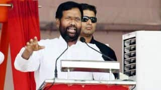 There Will be Tit For Tat: Ram Vilas Paswan on Threat of Post-Poll Violence