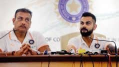 कप्तान विराट कोहली और रवि शास्त्री के लिए निर्णायक होगा वेस्टइंडीज दौरा