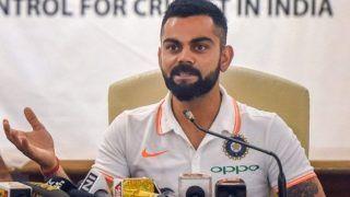 कोहली के लिए वर्ल्ड कप 2019 सबसे चैलेंजिंग, जाधव की फिटनेस पर दी प्रतिक्रिया