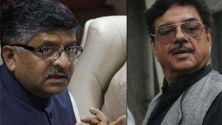 रविशंकर प्रसाद ने अपने पहले ही लोकसभा चुनाव में 'शॉटगन' को हराकर जीती पटना साहिब सीट