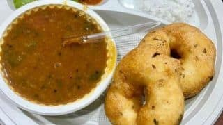 Nagpur Man Finds Dead Lizard in Vada Sambhar at Haldiram, FDA Shuts Down The Outlet