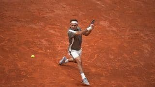 French Open 2019: Roger Federer Makes Winning Return at Roland Garros, Kei Nishikori, Marin Cilic Advance; Angelique Kerber Knocked Out in 1st Round