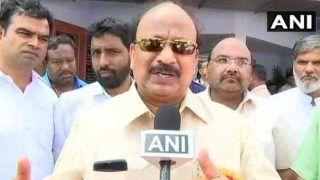 Karnataka Congress Leader Roshan Baig Suspended For 'Anti-Party' Activities