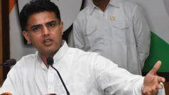 Sachin Pilot समर्थक 12 कांग्रेस MLA गुरुग्राम के होटल में रुके, बड़ा दावा- BJP को देंगे समर्थन!