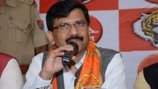 Country Will Stop Trusting us, if we Don't Begin Ram Temple Construction in Ayodhya This Time: Shiv Sena's Sanjay Raut
