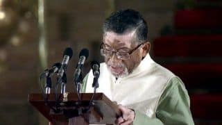 Soft-Spoken Santosh Gangwar Becomes Minister in Modi 2.0 Government