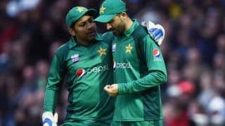 सरफराज ने पाकिस्तान की खराब फील्डिंग को ठहराया हार का जिम्मेदार