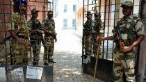 Tight Security Arrangements For Counting of Votes in Nagaland on May 23