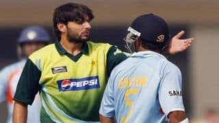 Shahid Afridi Slams Gautam Gambhir Over India vs Pakistan Boycott in ICC Cricket World Cup Comment