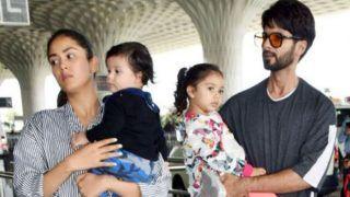 Shahid Kapoor, Mira Rajput Trolled For Hiring Taimur Ali Khan's Nanny For Their Son Zain Kapoor