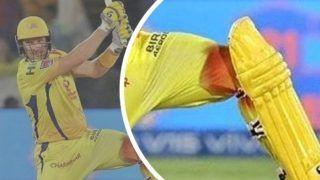 वॉटसन के घुटने से बह रहा था 'खून', फिर भी चेन्नई के लिए खेला फाइनल मैच