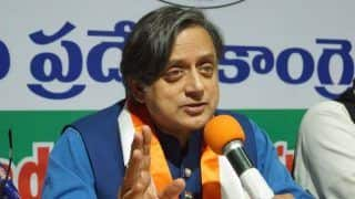 Congress MP Shashi Tharoor Says Saffron is Proud Indian Colour Chosen For World Cup Match
