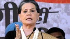 Modi-Shah Not Bothered That CAA Will Shred India's Soul, Sonia Gandhi at Bharat Bachao Rally