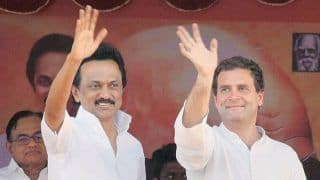 MK Stalin Appeals to Rahul Gandhi Not to Quit as Congress President