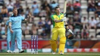 ICC World Cup 2019: Steve Smith Reacts to 'Cheat' Chants From Crowd During Warm-up Match vs England, Says Doesn't Bother Me