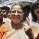 Modi Government Will Return to Power With Majority: Sumitra Mahajan