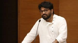 BJP MP Babul Supriyo Calls Grand Alliance an Alliance of Crooks
