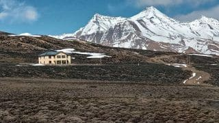 World's Highest Polling Station in Tashigang Village of HP Set For Polls