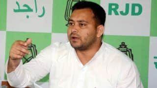 Maybe Has Gone to Watch World Cup, Responds RJD Leader on Where Tejashwi Yadav is in Midst of Encephalitis Crisis