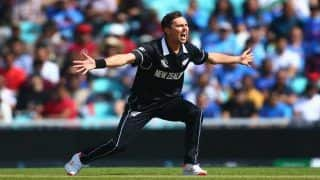 New Zealand Pacer Trent Boult Comes up With Unique Idea to Recover From ICC Cricket World Cup 2019 Final Loss Against England, Says Will Take Dog by The Beach