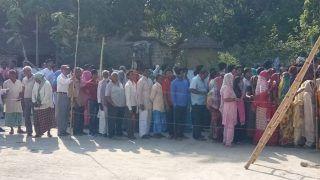 Uttar Pradesh: Over 46 Per Cent Polling Till 3 PM Amidst SP-BJP Clash