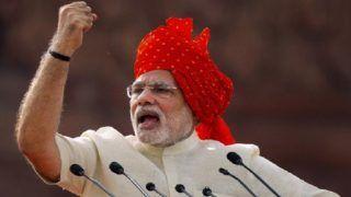 पीएम मोदी ने कहा- 130 करोड़ भारतीयों के सपने पूरे करने के लिए नये सूर्योदय का इंतजार