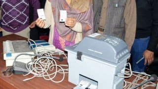 Oppn Parties Demand VVPAT Tallying at Randomly Selected Booths be Done First