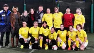 Vatican City Launches its First-Ever Women's Football Team With Pope's Blessings