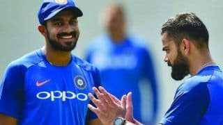 ICC World Cup 2019: Vijay Shankar's Scan Report Comes in, No Fracture Detected