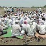 Aurangabad Villagers Protest Demanding Release of Water Into Godavari Basin
