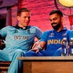 Virat Kohli Puts His Bet on Eoin Morgan-Led England to Breach 500 Mark in ODI During World Cup 2019