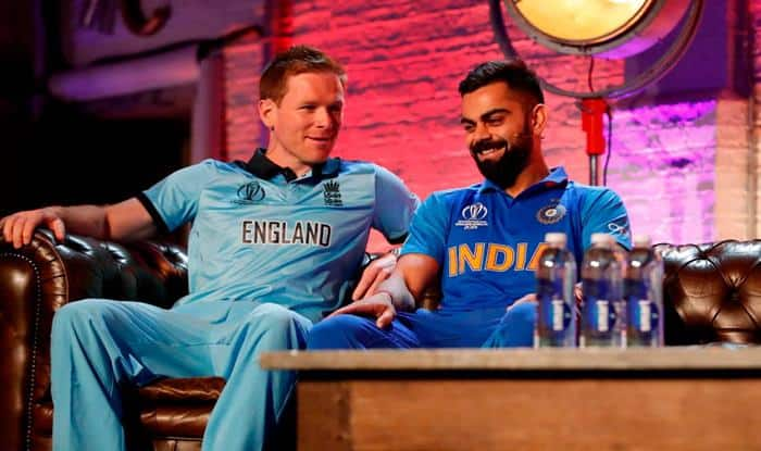 Virat Kohli, Eoin Morgan, ICC World Cup 2019, Kohli on
