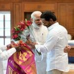 Jaganmohan Reddy Meets PM Narendra Modi, Invites Him For Swearing-in Ceremony