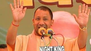 Have Asked 'Nandi' to Spare 'Friends of Butchers' as Elections Are Going on, MCC is in Place: Yogi Attacks SP-BSP
