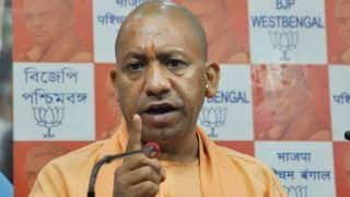 Adityanath Accuses TMC of Breaking Vidyasagar's Bust in Bid to Divert Attention