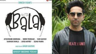 Why Didn't Ayushmann Khurrana go Bald For His Role in Bala? He Answers