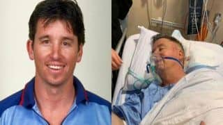 Ex-Aussie Cricketer Gavin Robertson Battling With Brain Cancer