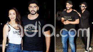 Watch: Ranveer Singh-Arjun Kapoor Relive Gunday, Malaika Poses With Kapoors