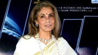 Dimple Kapadia in a Christopher Nolan Film: Anil Kapoor, Huma Qureshi And Others Congratulate