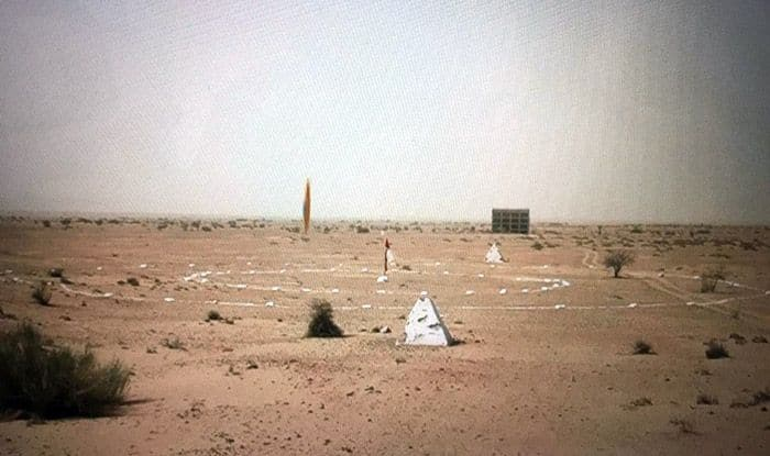 Pokhran: DRDO Successfully Test-Fires Inertially Guided Bomb | India