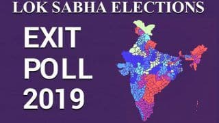 Lok Sabha Exit Poll Results 2019 for Uttar Pradesh Live Updates: Times Now Gives BJP+ 43 Seats, Alliance 25