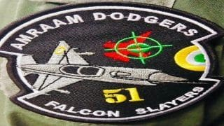 IAF Pilot Abhinandan's Squadron Gets New Uniform Patch, Commemorates F-16 Dogfight